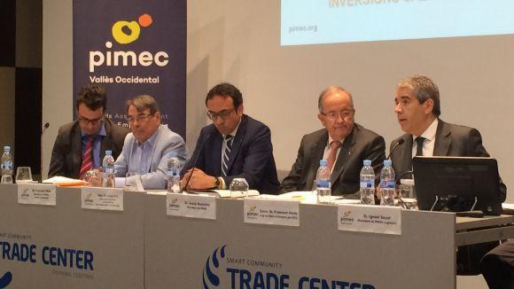 Homs (CDC) reivindica la capacitat de Catalunya per 'inventar, innovar i buscar solucions'