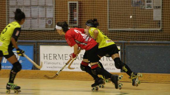 El PHC Sant Cugat femení millora els registres però suma la segona derrota a la Copa EsportsPenedès