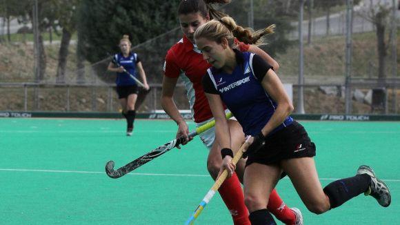 Cristina Guinea podria vestir la samarreta blau-i-negre novament / Font: Enrico Hockey
