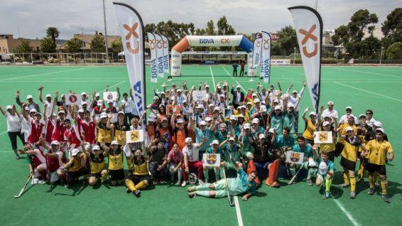 La 9a edició del torneig d'hoquei herba adaptat Catalonia Hockey Plus es disputa dissabte al Junior