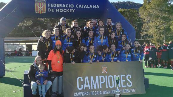 El Junior guanya el Campionat de Catalunya davant el Polo a la tanda de penals