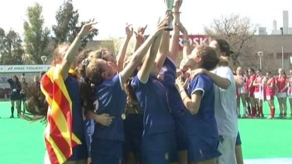 Sis integrants del Junior guanyen l'Estatal cadet masculí i femení amb Catalunya
