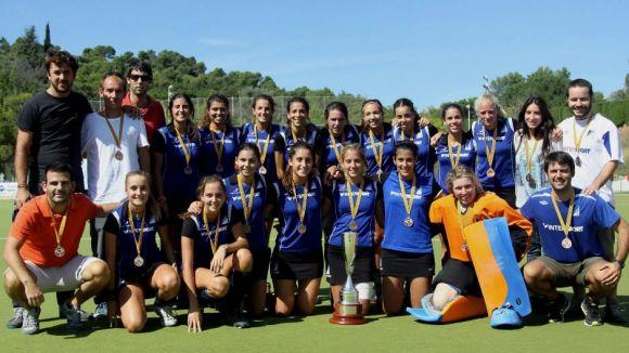 El Junior acollirà la final del Campionat de Catalunya d'hoquei herba femení