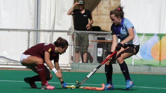 Mariona Serrhima, a la dreta, convocada / Font: Enrico Hockey