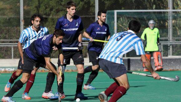 El Junior, cinquè, es troba per sota de l'Egara, quart / Font: Enrico Hockey