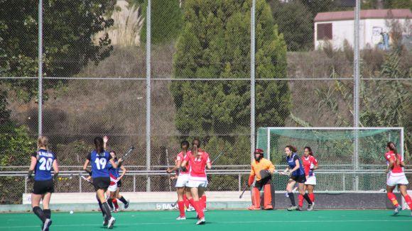 El Junior femení empata a Madrid i continua quart a Divisió d'Honor