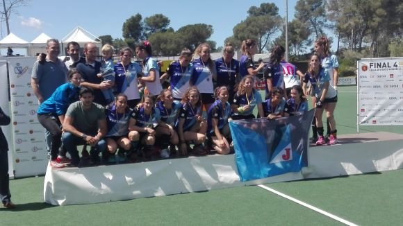 CD Terrassa-Junior masculí i Junior femení-Atlètic Terrassa, jornada 1 a la Divisió d'honor hoquei herba