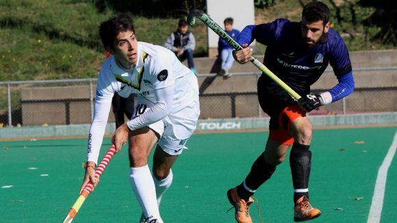 El Junior masculí ha perdut a Santander / Font: Enrico Hockey