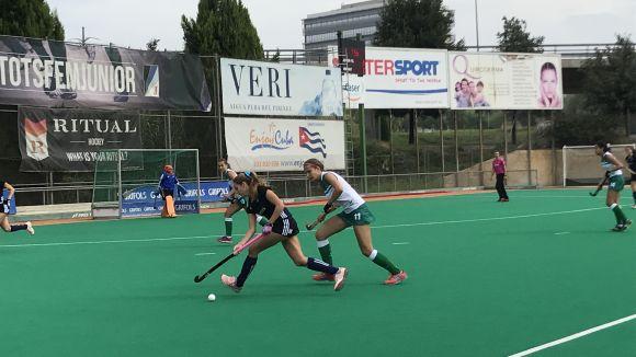 El Junior femení afronta amb optimisme la segona volta de campionat a la Lliga Iberdrola