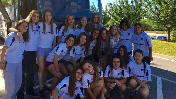 El juvenil femení del Junior debuta aquesta tarda a l'Estatal a Santander / Font: Guille Carnicer