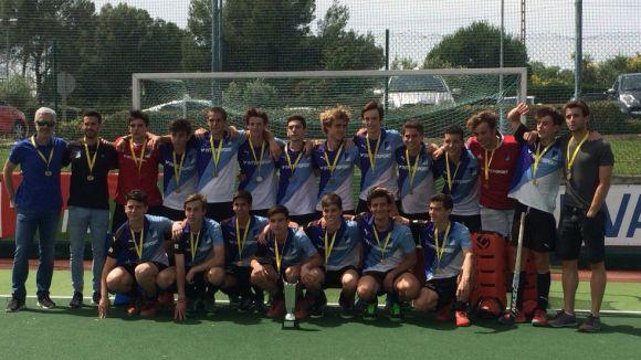 El juvenil del Junior aporta alguns jugadors a la selecció espanyola / Font: Junior