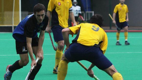 Marc Serrahima i Sergi Enrique disputaran el Mundial amb la selecció espanyola hoquei herba
