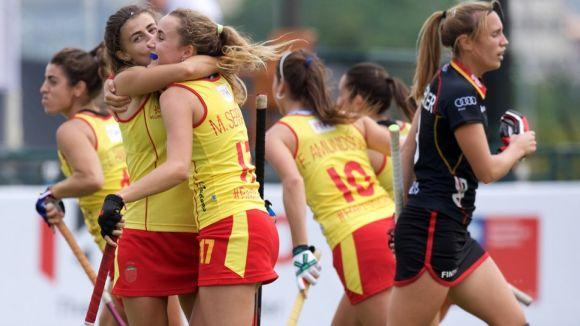 La selecció espanyola sub 21 jugarà els quarts de final del Campionat del Món davant Anglaterra