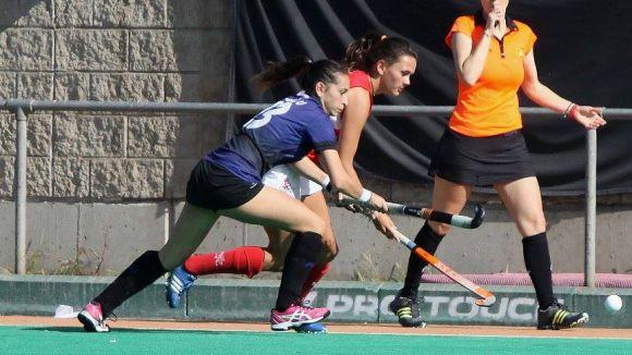 Marta Grau, una de les jugadores convocades / Font: Enrico Hockey