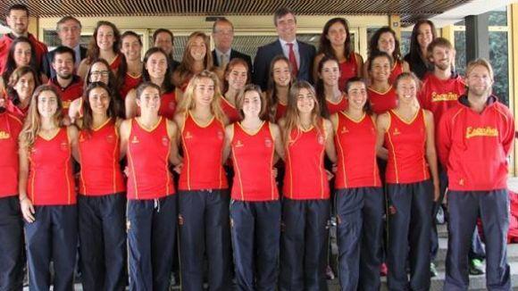 Espanya cau contra Sud-àfrica en el partit pel tercer i quart lloc a la Champions Challenge