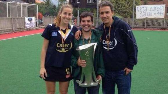 El primer per la dreta és Roberto Gómez / Font: Lne.es