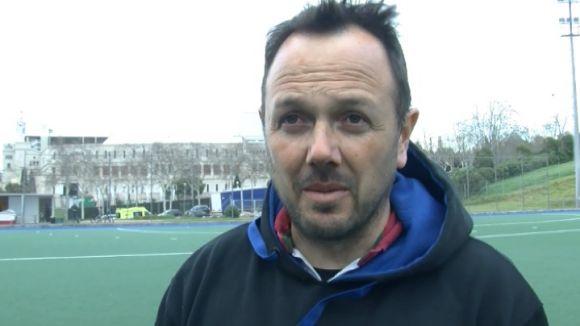 Roger Pallarols, tècnic del Junior FC