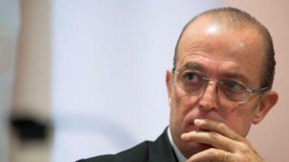 El president de la Federació Espanyola d'Hoquei Herba, Santi Deó / Font: Rfeh.es