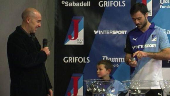 Junior masculí-Complutense i Junior femení-Egara, quarts de final de la Copa del Rei i de la Reina