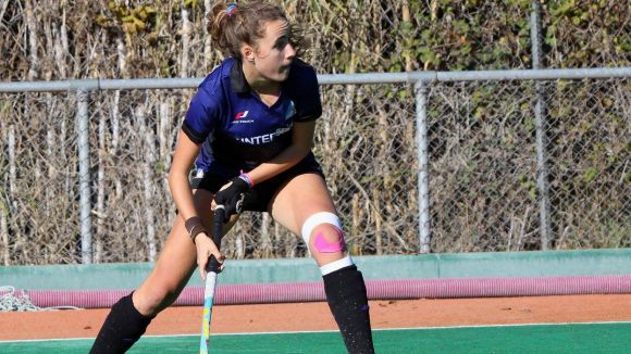 El Junior femení, a un pas de la final / Font: Enrico Hockey
