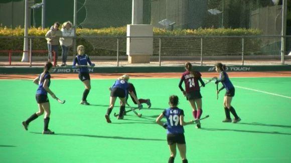 Un empat inesperat ajorna la possible classificació per al play-off del Junior femení