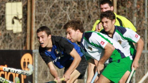 El Caldaria Barrocas aprofita l'única ocasió de gol per vèncer el Junior