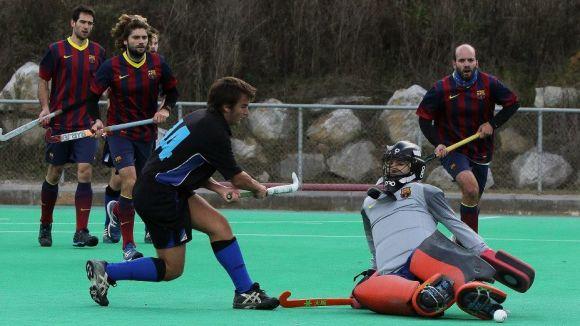 El Junior afronta la semifinal del Campionat de Catalunya més desequilibrada