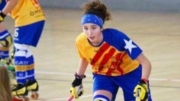 Anna Carranza, nova jugadora del Patí Hoquei / Font: PHC Sant Cugat