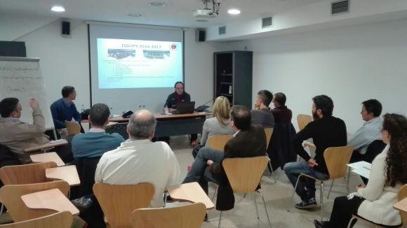 Imatge de l'assemblea / Foto: PHC Sant Cugat
