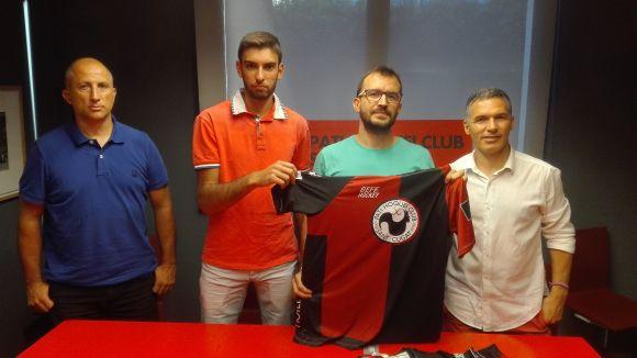 Borja Ferrer i David Toda, primers fitxatges del Patí Hoquei Club Sant Cugat