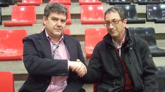 El tècnic del Patí Hoquei, Lluís Galbas anuncia un canvi en l'estil de joc