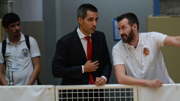 Pérez: 'Entrenar l'Sporting de Portugal és un repte majúscul per a qualsevol entrenador'
