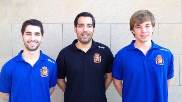 Fox i Martínez debutaran amb la selecció espanyola absoluta a Astúries