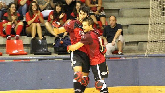 Pablo Aguarón, nou jugador del Patí Hoquei Club Sant Cugat