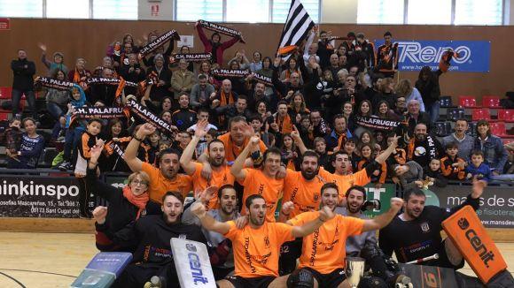 El Patí Hoquei Club Sant Cugat perd la final de la Copa de la Princesa davant el Palafrugell