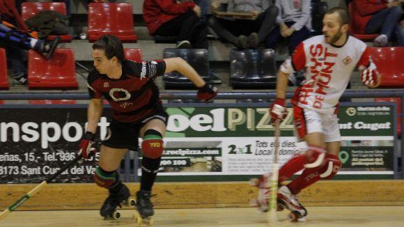El Patí Hoquei goleja el Tordera i continua en zona d'ascens a Ok Lliga