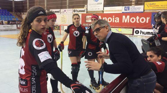L'equip de Joan Carné lluita per acabar en cinquena posició