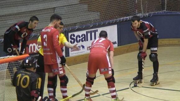 El PHC Sant Cugat s'apropa a l'ascens després de guanyar el Girona