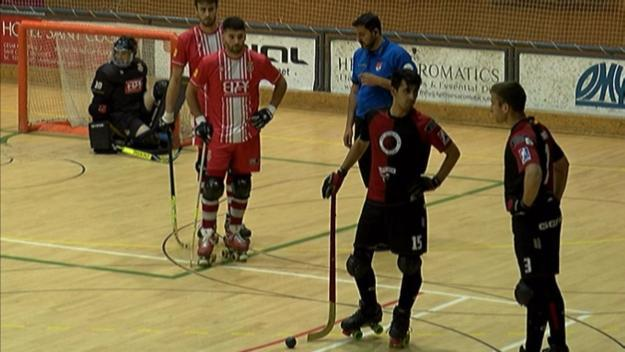 Sant Cugat, preparada per acollir els World Roller Games d'hoquei patins