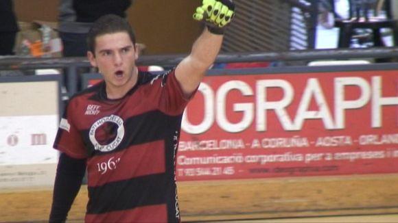 El PHC Sant Cugat inicia el Campionat de Catalunya júnior amb derrota contra el Tordera