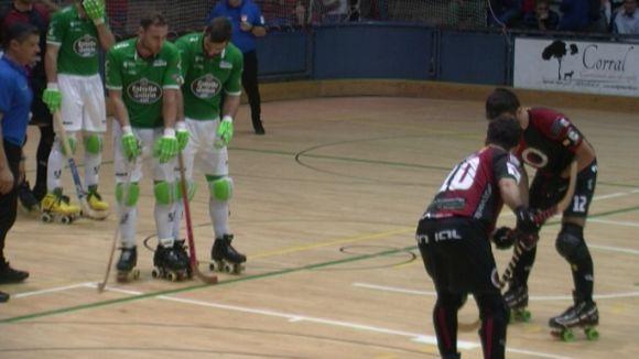 El PHC Sant Cugat suma el primer punt a OK Lliga en un partit vibrant contra el Liceo