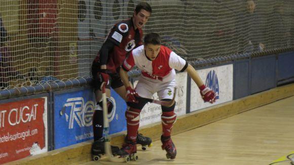 Xavi Serrallonga, jugadora del PHC Sant Cugat