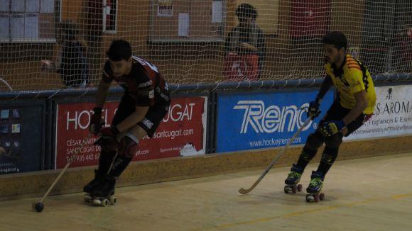 Tercera victòria consecutiva d'un PHC Sant Cugat que es manté segon, en places d'ascens a l'Ok Lliga