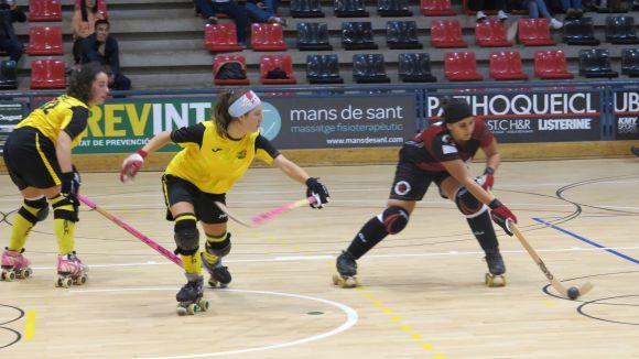 El femení del Patí Hoquei, amb l'oportunitat d'alçar el primer títol de la temporada davant el Voltregà B