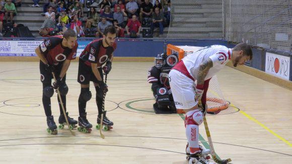 El Patí Hoquei es desplaça a Girona en un matx vital per la permanència a OK Lliga