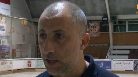 Vadillo: 'El Patí Hoquei ha de lluitar per estar a la part alta de Primera Divisió