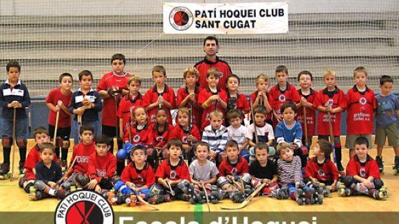 El Patí Hoquei inicia un torneig d'alt nivell de base i la Copa Monestir aquest dijous