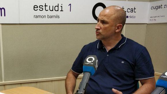 Vadillo (Patí Hoquei): ''L'únic que vull és que el meu equip competeixi i després ja veurem on som''
