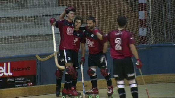 El Patí Hoquei cau a Oviedo però reté el colideratge
