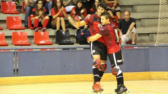 Aguarón i Galbas fan actuacions destacades en l'inici de temporada a l'OK Lliga